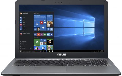Recenze notebooku Asus F540SA