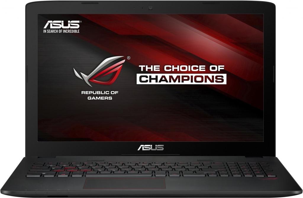 Recenze notebooku Asus ROG GL552VX