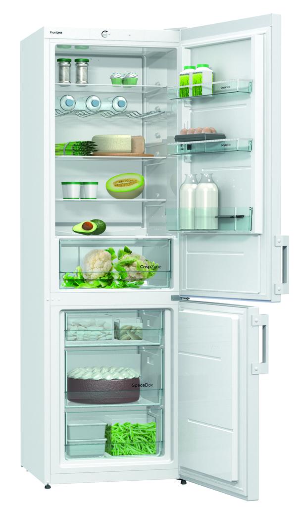 Recenze lednice Gorenje RK 6192AW
