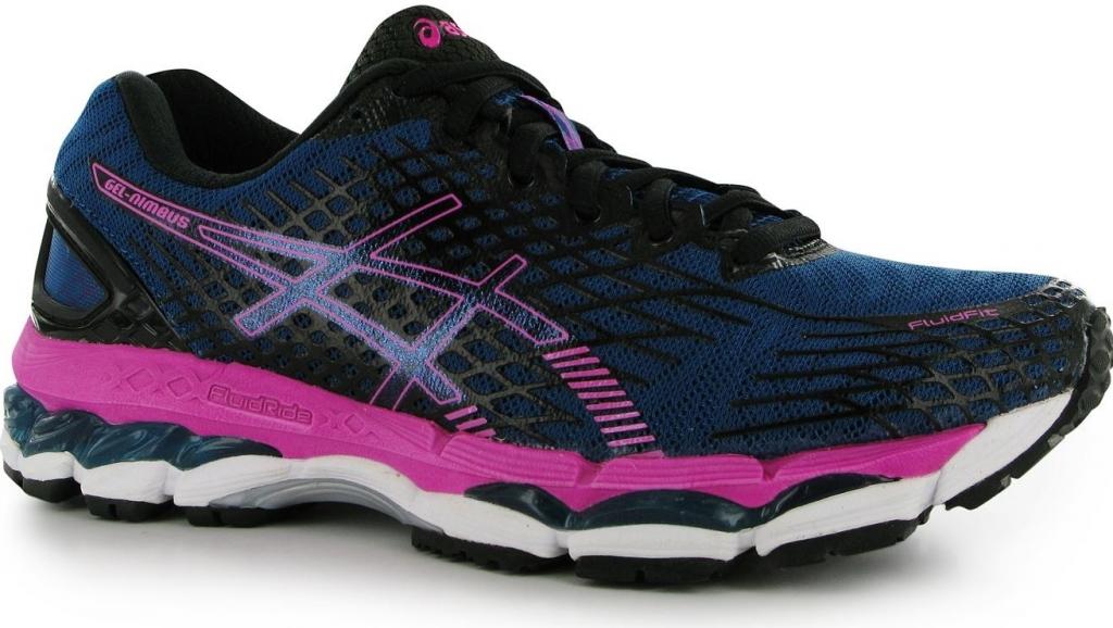 Recenze Asics Gel Nimbus 17 Ladies Running Shoes