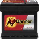 Recenze Banner Power Bull 12V 44Ah 420A