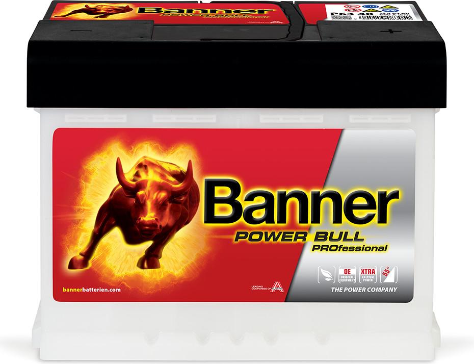 Recenze Banner Power Bull 12V 63Ah 600A