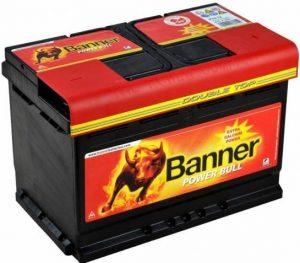 Recenze Banner Power Bull 12V 74Ah 700A