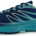 Recenze Salomon Sense Link Ladies Trail Running Shoes Teal Blue