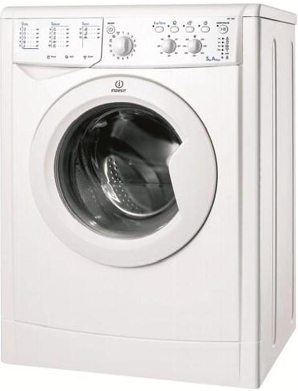 Recenze pračky Indesit IWSC 51051 C ECO