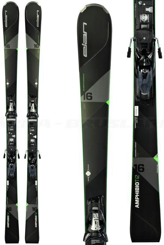 Lyže Elan Amphibio 16 Ti2 Fusion
