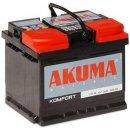 Autobaterie Akuma Komfort 12V 44Ah 360A
