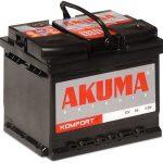 Autobaterie Akuma Komfort 12V 45Ah 330A