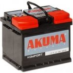 Autobaterie Akuma Komfort 12V 82Ah 850A
