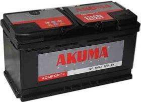 Autobaterie Akuma Komfort 12V 95Ah 720A