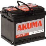 Autobaterie Akuma Komfort Plus 12V 46Ah 450A