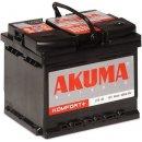 Autobaterie Akuma Komfort Plus 12V 60Ah 600A