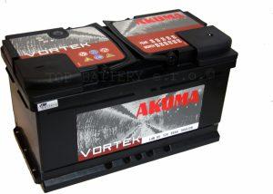 Autobaterie Akuma Vortek 12V 85Ah 760A