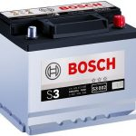 Autobaterie Bosch S3 12V 45Ah 400A