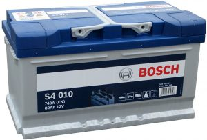Autobaterie Bosch S4 12V 80Ah 740A
