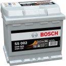 Autobaterie Bosch S5 12V 54Ah 530A