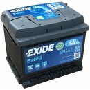 Autobaterie Exide Excell 12V 44Ah 420A