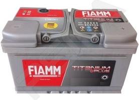 Autobaterie Fiamm Titanium PRO 12V 100Ah 870A