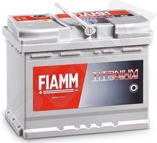 Autobaterie Fiamm Titanium PRO 12V 64Ah 610A