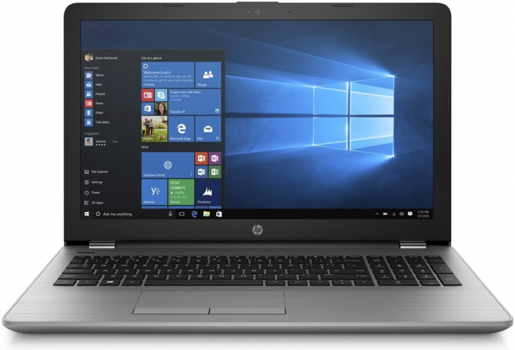 Notebook HP 250 G6 1XN51EA