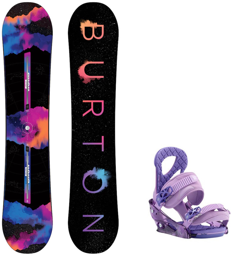 Snowboard Burton Socialite