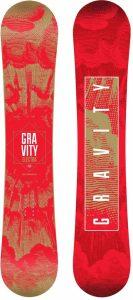 Snowboard Gravity Electra