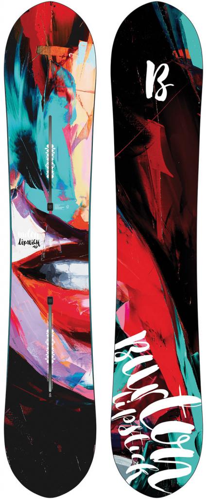 Dámský snowboard Burton Lip-Stick