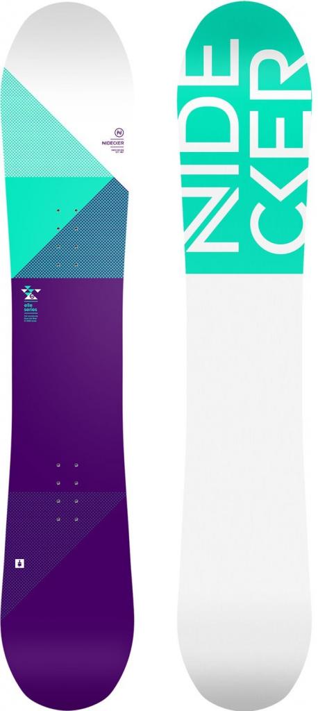 Dámský snowboard Nidecker Elle