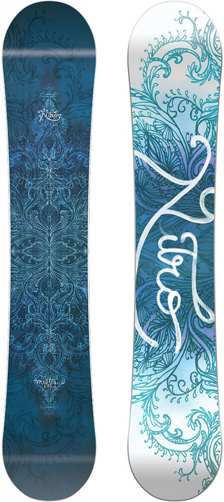 Dámský snowboard Nitro Mystique
