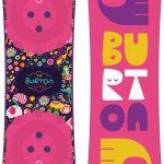 Dívčí snowboard Burton Chicklet