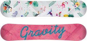 Dívčí snowboard Gravity Fairy