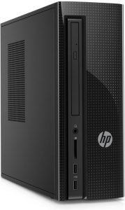 Recenze HP Slimline 260-a105nc, Y4K45EA