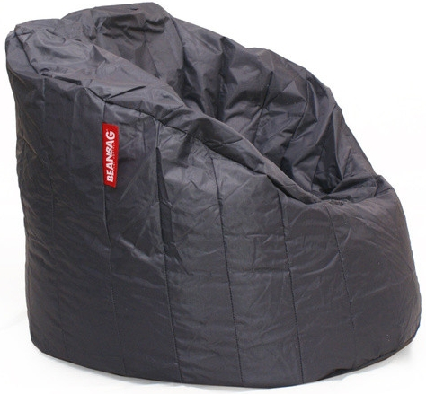 Sedací vak BEANBAG Chair dark gray