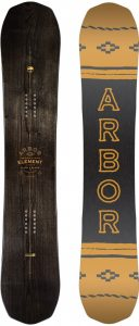 Snowboard Arbor Element Black