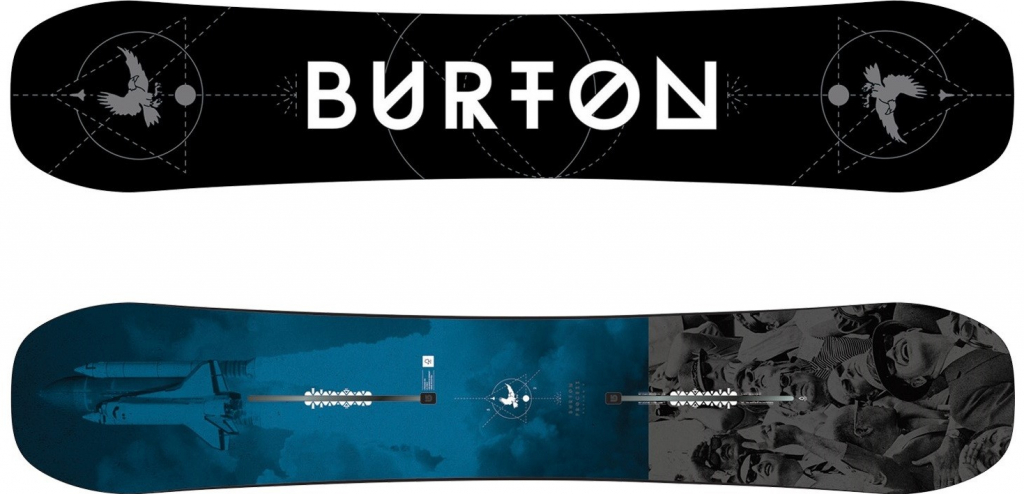 Snowboard Burton Process Flying V