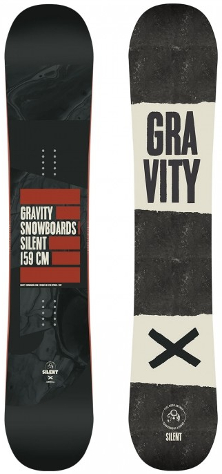 Snowboard Gravity Silent