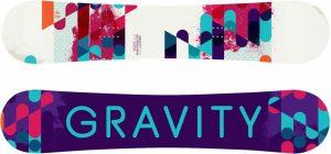 Snowboard Gravity Sirene