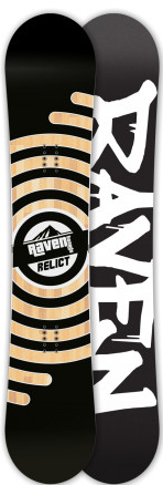Snowboard RAVEN RELICT
