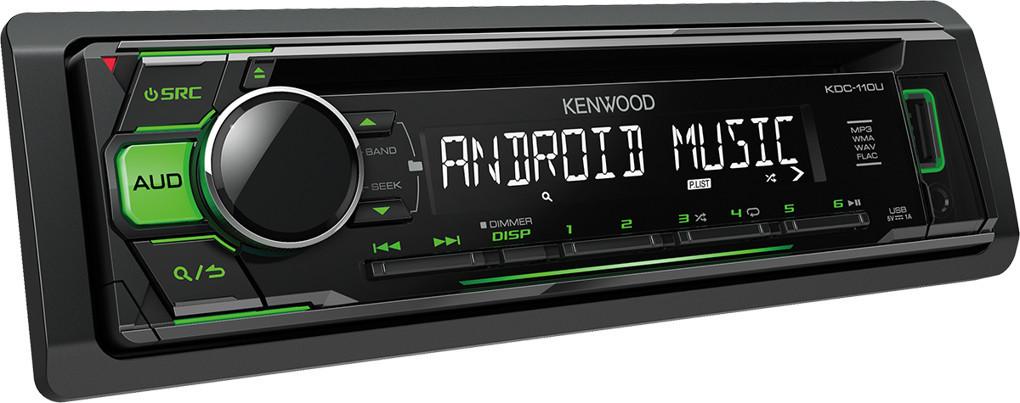 Autorádio Kenwood KDC-110UG