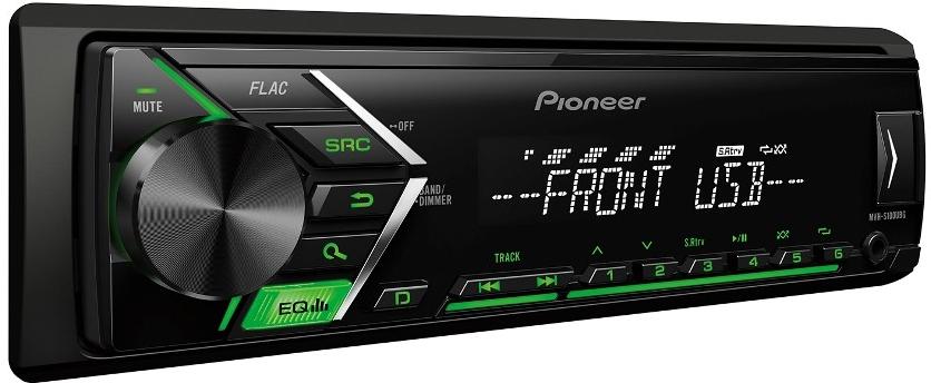 Autorádio Pioneer MVH-S100UBG