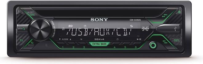Autorádio Sony CDX-G1202U