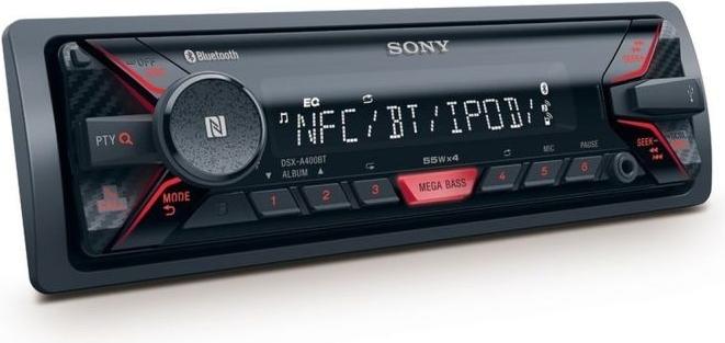 Autorádio Sony DSX-A400BT