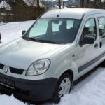 Autobaterie Renault Kangoo