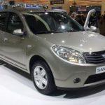 Autobaterie Dacia Sandero