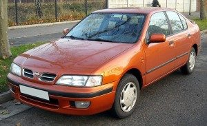 Autobaterie Nissan Primera