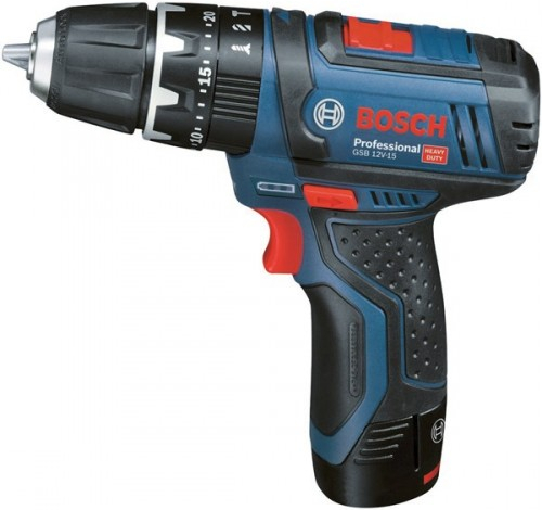 Aku vrtačka Bosch GSB 12V-15 0 601 9B6 920