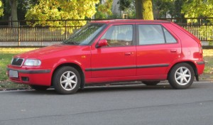 Autobaterie Škoda Felicia