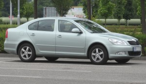 Autobaterie Škoda Octavia