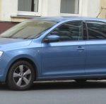 Autobaterie Škoda Rapid