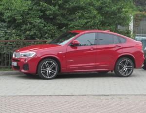Autobaterie BMW X6